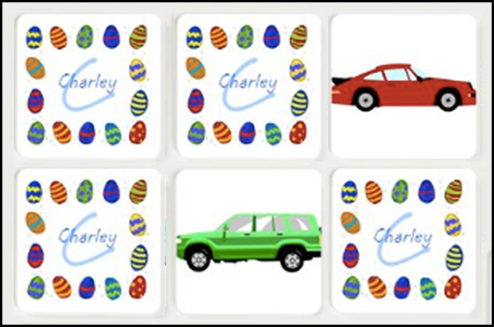 Easter, a Game, andPhotocrafting